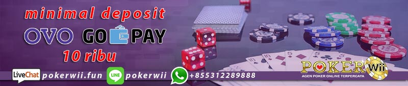 poker deposit ovo gopay